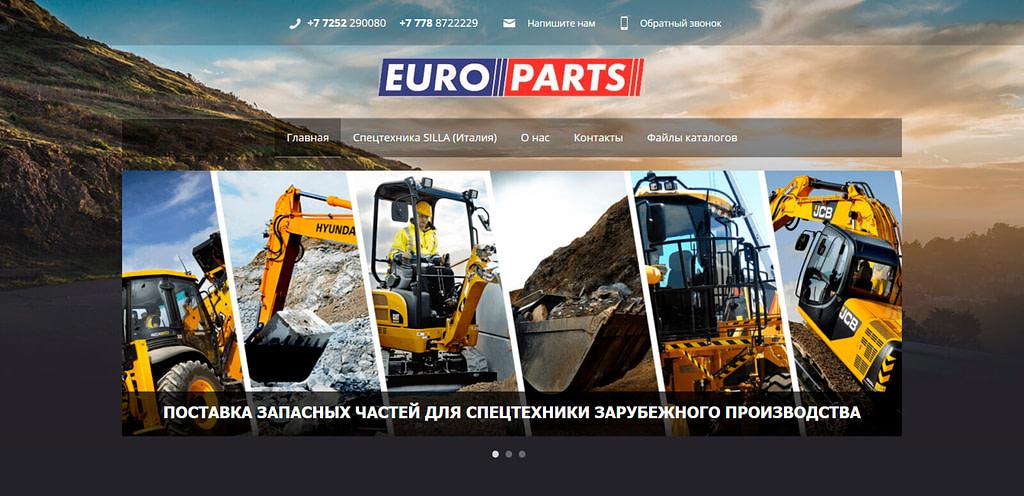 screencapture europarts kz 2020 12 30 09 58 31vy5 - Стоимость создания сайта