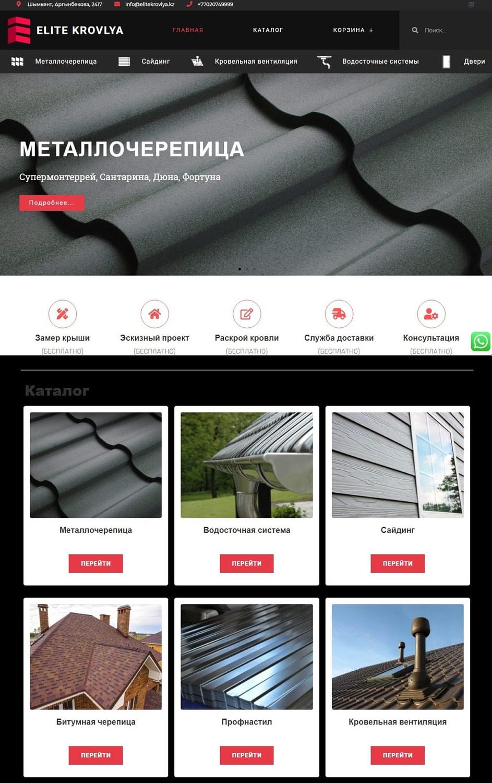 Безымянный 1 - Портфолио веб-сайтов ( Петропавловск)