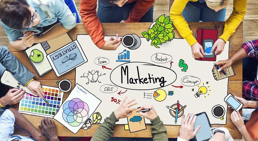 marketing - Интернет-маркетинг