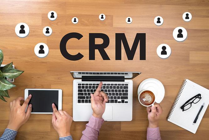 crm - Интернет-маркетинг